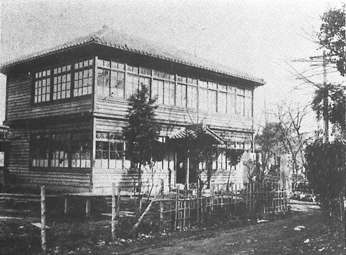 田方商業学校の前身・実務中学